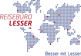 Reisebüro Lesser GmbH Logo